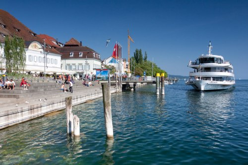 Single schiff lindau