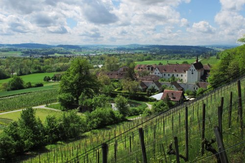 Die Kartause Ittingen in Warth, Thurgau