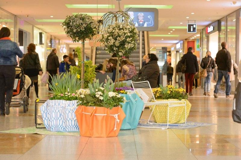 Einkaufszentrum Bodensee