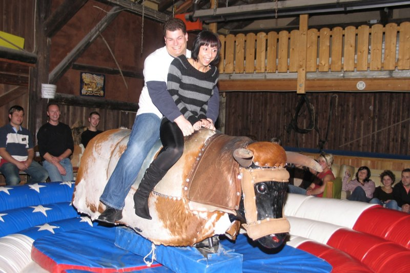 Company events on the subject of farm fun
