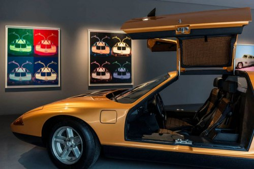 Andy Warhol im MAC Museum art & cars