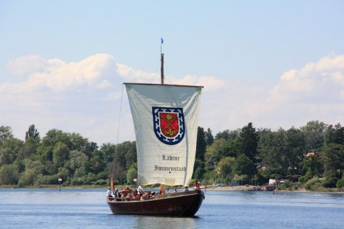The Lädine - Sailing with history