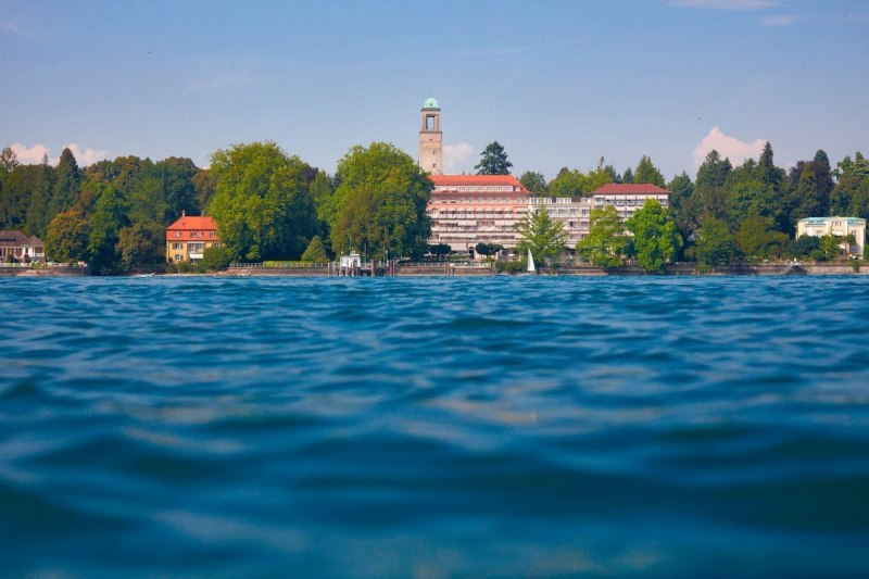 Hotel Bad Schachen In Lindau Ein Wellnesshotel Am Bodensee