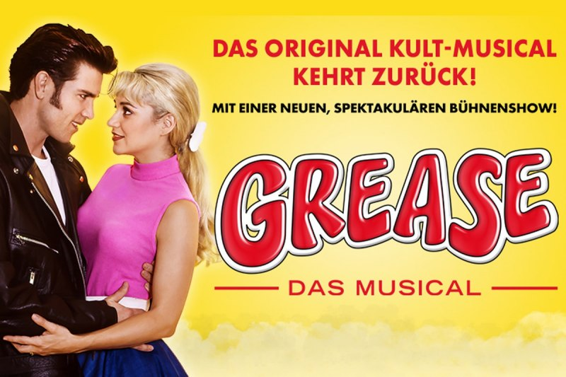 Das Kult-Musical GREASE