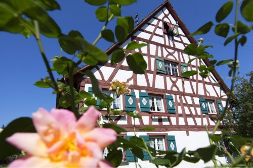 Timbered house in Bermatingen