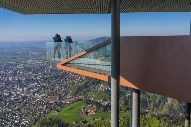 Karrenseilbahn Dornbirn - Dem Alltag entfliehen