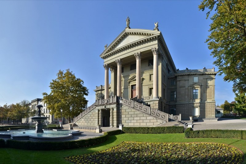 Winterthur - the gateway to Eastern Switzerland