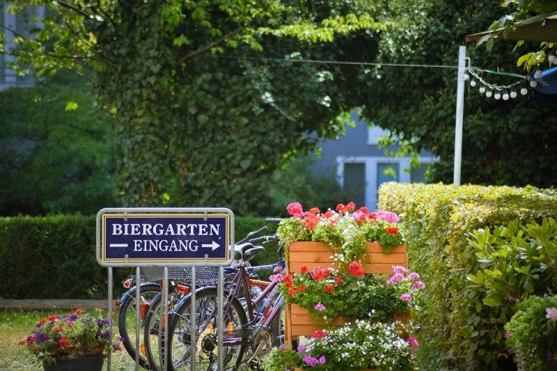 Brotzeit Bier Und Beste Aussicht Die Schonsten Biergarten Am Bodensee