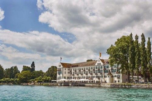 Hotel Am Bodensee Traumhotel Mit Seeblick Online Buchen