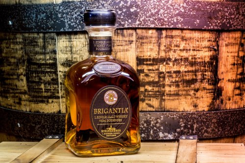 Bodensee Whiskey Single Malt Brigantia